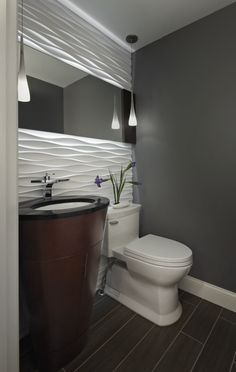 Powder room possibility