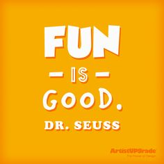 Do you remember the last time you had fun? It's more important than you might think. Read this to inject some whimsy into your life today! The Words, Cool Words, Quotes About Having Fun, Favorite Quotes, Best Quotes, Fun Quotes, Its Friday Quotes, Good Doctor, Quote Board