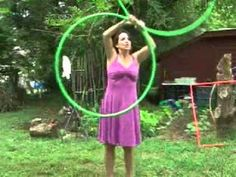 How to isolate one hoop around the other when hooping with Twins. There is a bit of Twin theory in here as well. Shannon, this one's for you.