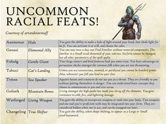 artandstarstuff - Posts tagged dungeons and dragons Dungeons And Dragons Rules, Dungeons And Dragons Classes, Dungeons And Dragons Characters, Dungeons And Dragons Homebrew, Dnd Characters, Star Citizen, Dnd Feats, Larp, D D Races