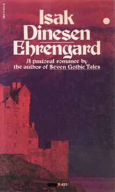Ehrengard  Isak Dinesen by sometimesagreatnovel on Etsy