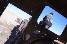 Los trenes abandonados de Uyuni