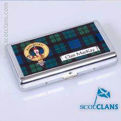 MacKay Clan Crest Ci