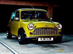 93 Best Yellow Classic Minis Images Classic Mini Antique Cars