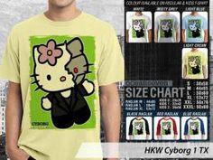 Kaos Hello Kitty Terbaru