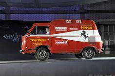 1978 Fiat 900T Ferrari Service Van