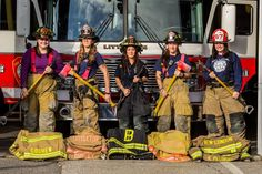 female firefighter - Google Search