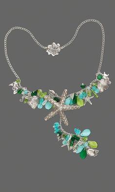 Fire Mountain Gems and Beads - Belle harmonie a décliner probablement différemment.