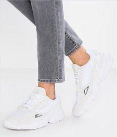 6b6416778427cf Adidas Originals FALCON Baskets basses footwear white crystal white -  Zalando Basket Style