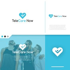 TeleCare Now is a telemedicine app that users can access health care for urgent care services anywhere. Target audience is on-the-go millennials who can be anyone from a professional worker to a young college student.  Love shape of the logo represents health and care. Meanwhile the circle and check shape represent a people happiness, spirit and joy.   Check out the full post at Instagram! Care Jobs, Love Shape, Urgent Care, Healthcare Design, Logo Concept, Target Audience, Logo Design Inspiration, College Students, Health Care