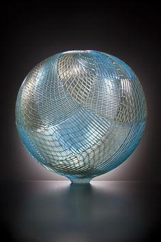 Makah, 2007 | Glass Art by Maestro Lino Tagliapietra at Schantz Galleries