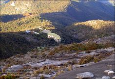 The view of Laban Rata Compound in the late morning. Mount Kinabalu, Sea Level, Borneo, Natural World, Grand Canyon, Exotic, Country Roads, Tropical, River