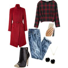 Untitled #116 by jaylajones1231 on Polyvore featuring polyvore fashion style Chicnova Fashion Donna Karan J.Crew Alice + Olivia B. Brilliant Wanderlust + Co