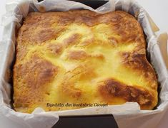 Romanian Desserts, Healthy Foods, Healthy Recipes, Low Calories, No Cook Desserts, Food Cakes, Banana Bread, Cake Recipes, Sweet Treats