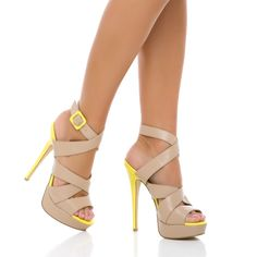 Showed up on my SHOEDAZZLE! Wearing all spring!