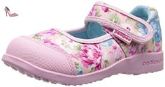 Chaussures Pediped roses fille 8wAfxbW