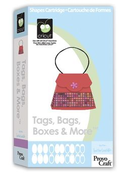 Tags, Bags, Boxes and More http://www.cricut.com/res/handbooks/TagsBagsBoxesandMore_cw.pdf