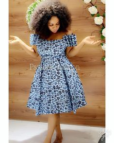Unique Ankara Dress Designs for Beautiful Ladies African Dresses For Kids, Latest African Fashion Dresses, African Dresses For Women, African Print Dresses, African Print Fashion, African Attire, Ankara Dress Designs, Traditional African Clothing, Africa Dress