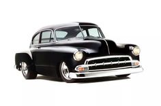 52 chevy fleetline