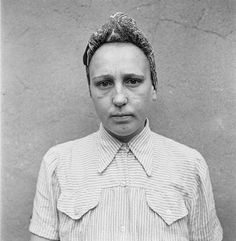 Female Nazi Concentration Camp Guards - Frieda Walter: sentenced to 3 years imprisonment.