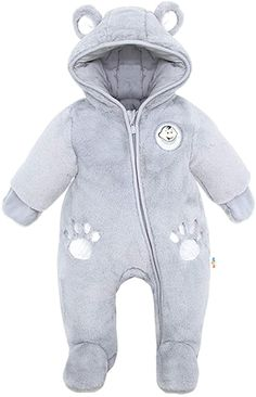 This is a link to Amazon and as an Amazon Associate I earn from qualifying purchases. DDY Newborn Baby Girl Boy Snowsuit Hooded Fleece Rompers Flannel Footed Jumpsuit Onesies Winter Outwear Outfits #babyclothes #babysnowsuit Baby Boy Suit, T Baby, Baby Girl Newborn, Boys Winter Clothes, Winter Coat Outfits, 7 Month Old Baby, Baby Snowsuit, Snow Suit, Overall
