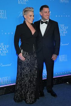 Pink Photos Photos - Performer, recording artist P!nk and Carey Hart attend the 11th Annual UNICEF Snowflake Ball Honoring Orlando Bloom, Mindy Grossman And Edward G. Lloyd at Cipriani, Wall Street on December 1, 2015 in New York City. - 11th Annual UNICEF Snowflake Ball Honoring Orlando Bloom, Mindy Grossman, and Edward G. Lloyd - Arrivals