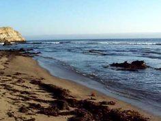 Santa Cruz County CA - Beaches - The best of California Beaches