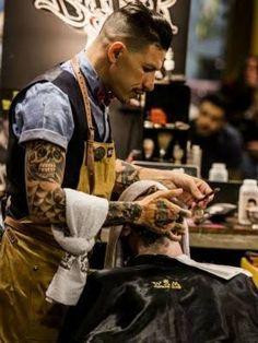 Resultado de imagen para barbearias modernas