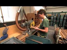"""Episode 215 """"Making Stuff"""", how Xylophones are being made"""