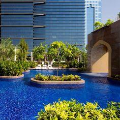 HOTEL REVIEW: Conrad Dubai