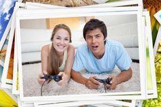 Hochzeitsspiel, -programmpunkt Fotopräsentation