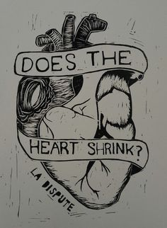 All Our Bruised Bodies and the Whole Heart Shrinks