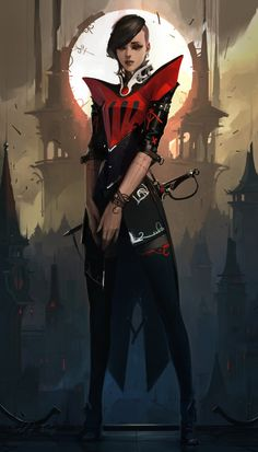 ArtStation - FIELD OF THORNS • WHISPER, IHOR PASTERNAK