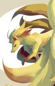 Ninetails (Pokémon)