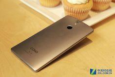 Interesante: Cong Note, otro smartphone de gama media alta equipado con el Helio X10