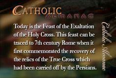 #ExaltationoftheCross #Catholic