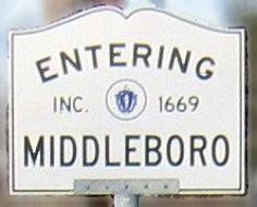 Middleboro  MA ...
