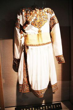 mongolian garb sca | Mongolian-clothing | SCA- Mid & Eastern