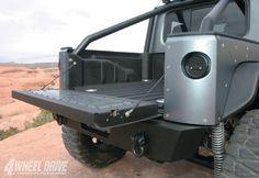 flush mounted rear taillights LED JKownerscom Jeep Wrangler JK