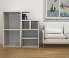 storage shelf cube by sylph furniture | notonthehighstreet.com