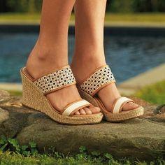 florina wedge sandal