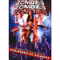 I'm learning all about Zombies Zombies Zombies - Strippers vs. Zombies - DVD at @Influenster!