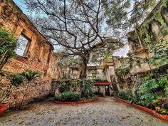10 haciendas sublimes con toda la esencia mexicana Ex Hacienda, Cabin, House Styles, San Jose, Cuernavaca, Guanajuato, 16th Century, In Love, Cabins