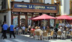 Los mejores pasteles y helados de Sevilla