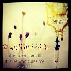 Allah always beside you!♥
