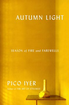 "Read ""Autumn Light Season of Fire and Farewells"" by Pico Iyer available from Rakuten Kobo. Returning to his longtime home in Japan after his father-in-law's sudden death, Pico Iyer picks up the steadying pattern. Japanese Wife, Japanese History, Free Pdf Books, Free Ebooks, Asia, Stress, Autumn Lights, Human Nature, History Books"