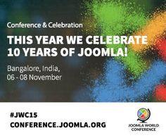 Joomla! World Conference 2015, Sheraton Bangalore, India November 6-8