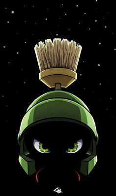 Marvin the Martian Wallpaper