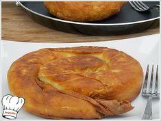 ΘΕΙΚΗ ΣΚΟΠΕΛΙΤΙΚΗ ΤΥΡΟΠΙΤΑ!!! | Νοστιμες συνταγες της γωγως | Bloglovin' Greek Recipes, Food Processor Recipes, Pancakes, Pizza, Cooking, Breakfast, Savoury Pies, Pastries, Kitchens