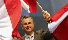 Freedom party's Norbert Hofer, who won 36% of vote, has threatened to dissolve parliament before 2018 elections